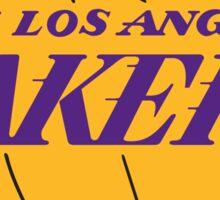 L.A. Lakers Sticker