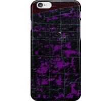 New York NY Barker 123177 1980 25000 Inverted iPhone Case/Skin