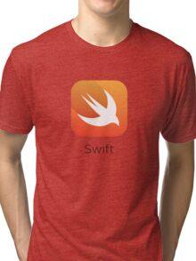 Swift Apple Tri-blend T-Shirt
