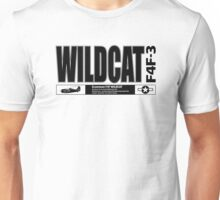 Wildcat Navy Fighter Unisex T-Shirt