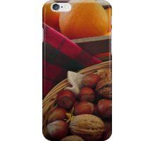 Fruit 'n nuts iPhone Case/Skin