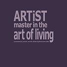 artist - art of living by fuxart