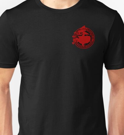 Certified Demon Buster :Pyro Jack Version: Unisex T-Shirt