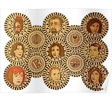 Warehouse 13 Mandala Poster