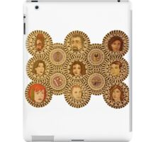 Warehouse 13 Mandala iPad Case/Skin