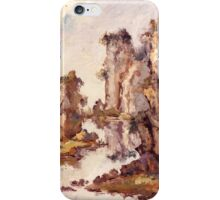 Stone Forest iPhone Case/Skin
