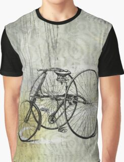 Vintage Tricycle Graphic T-Shirt