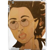 Helena G Wells Caricature iPad Case/Skin