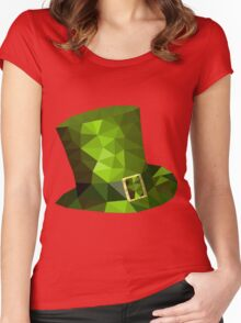 Saint Patrick's Day Women's Fitted Scoop T-Shirt