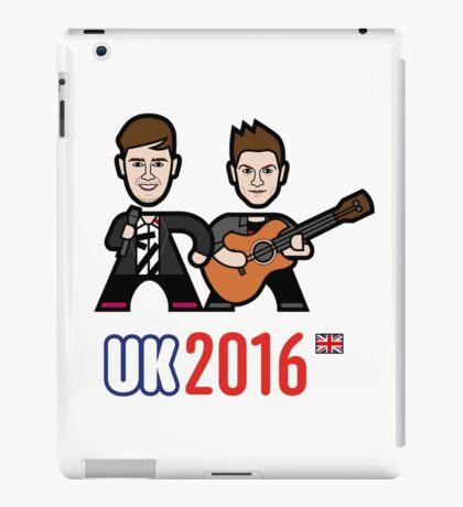 UK 2016 iPad Case/Skin