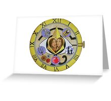 Bering and Wells - Out of Time Greeting Card