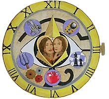 Bering and Wells - Out of Time Photographic Print
