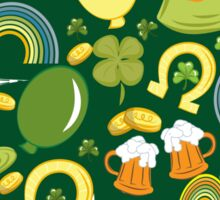 Saint Patrick's Day Sticker