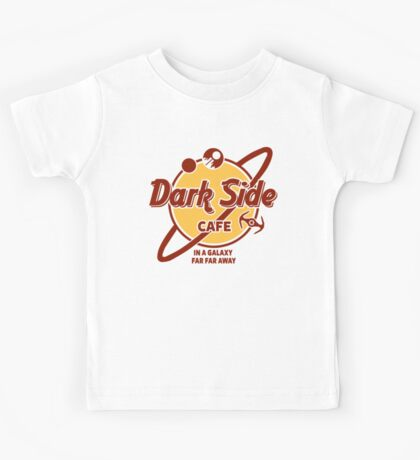 Dark Side Cafe Kids Tee