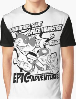 Epic Adventures! Graphic T-Shirt