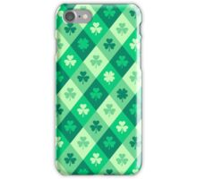 Saint Patrick's Day iPhone Case/Skin