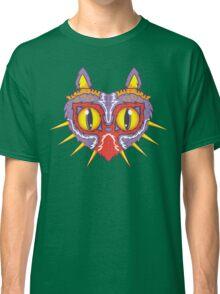 Meowjora's Mask Classic T-Shirt