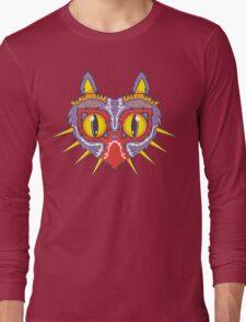 Meowjora's Mask Long Sleeve T-Shirt