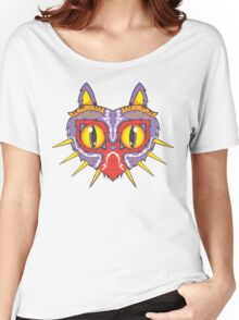 Meowjora's Mask Women's Relaxed Fit T-Shirt