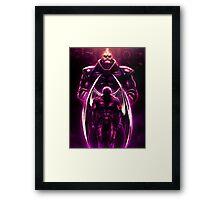 Apocalypse and Archangel (X-MEN) Framed Print