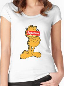 Garfield Supreme Women's Fitted Scoop T-Shirt