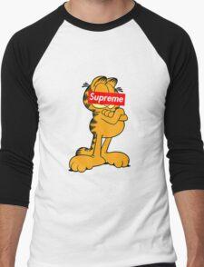 Garfield Supreme Men's Baseball ¾ T-Shirt