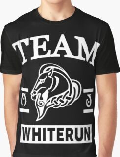 Team Whiterun Graphic T-Shirt
