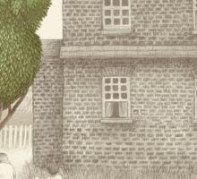 The Night Gardener - Owl Tree Sticker