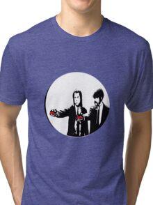 Pokèfiction Tri-blend T-Shirt
