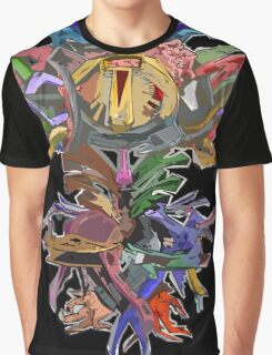 Madness Graphic T-Shirt