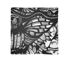 owl abstract Scarf