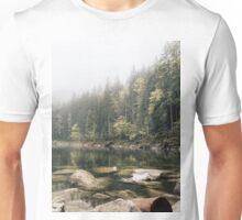 Pale lake - landscape photography Unisex T-Shirt