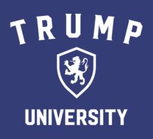 Trump University by yinon