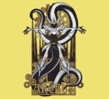 Rule 63: Arceus One Piece - Short Sleeve