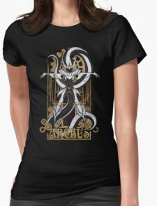 Rule 63: Arceus Womens Fitted T-Shirt