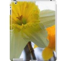 Under The Daffodils  iPad Case/Skin