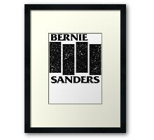 Bernie Flag  Framed Print