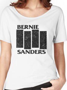 Bernie Flag  Women's Relaxed Fit T-Shirt