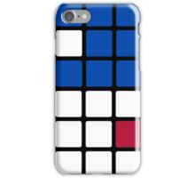 Mixed Up Cube - Rubiks iPhone Case/Skin