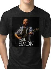 Paul simon Tri-blend T-Shirt