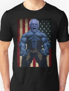 Bernie Sanders - superhero version T-Shirt