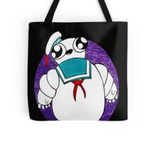 Mr Stay puft marshmallow man Tote Bag