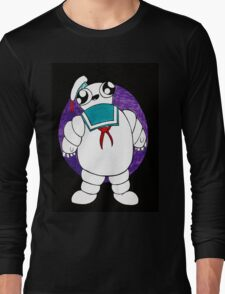 Mr Stay puft marshmallow man Long Sleeve T-Shirt