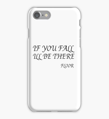 Funny Classic Joke Humour Ironic Smart Clever Comedy iPhone Case/Skin