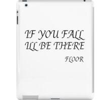 Funny Classic Joke Humour Ironic Smart Clever Comedy iPad Case/Skin