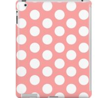 Polka Dots pattern in colours iPad Case/Skin