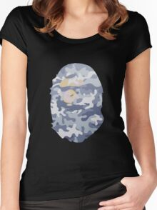 Bape Women's Fitted Scoop T-Shirt