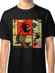 Mark of Zorro - comic Classic T-Shirt