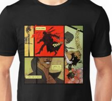 Mark of Zorro - comic Unisex T-Shirt
