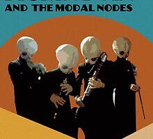 Mos Eisley Cantina Band by gnarlynicole